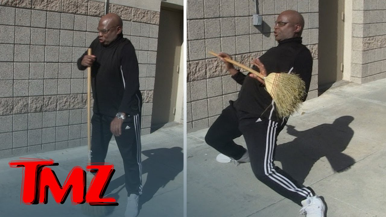 Turbo from 'Breakin' -- Hey Jimmy Kimmel, My Pop and Lock STILL Cleans Up | TMZ 5