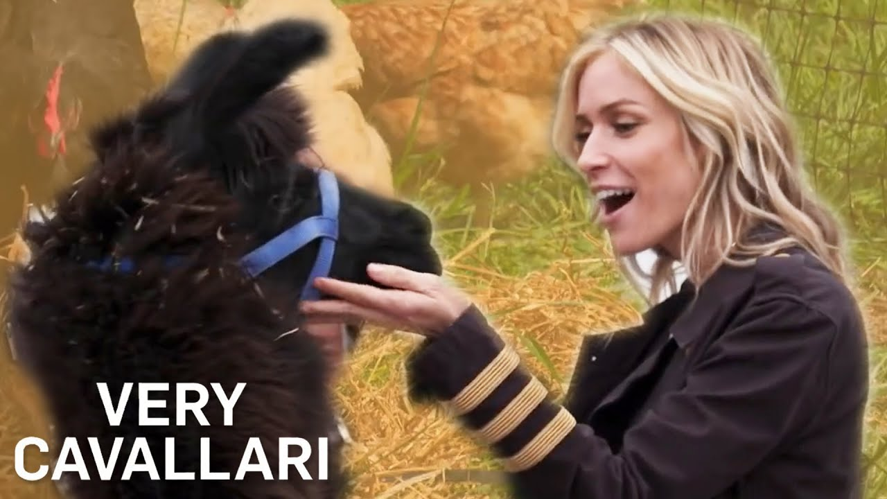 Kristin Cavallari's Journey to Country Life | Very Cavallari | E! 3
