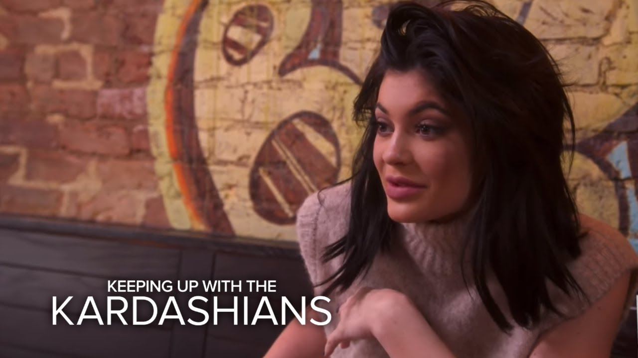 KUWTK | Kylie Jenner's Special Connection to Rob Kardashian Sr. | E! 1