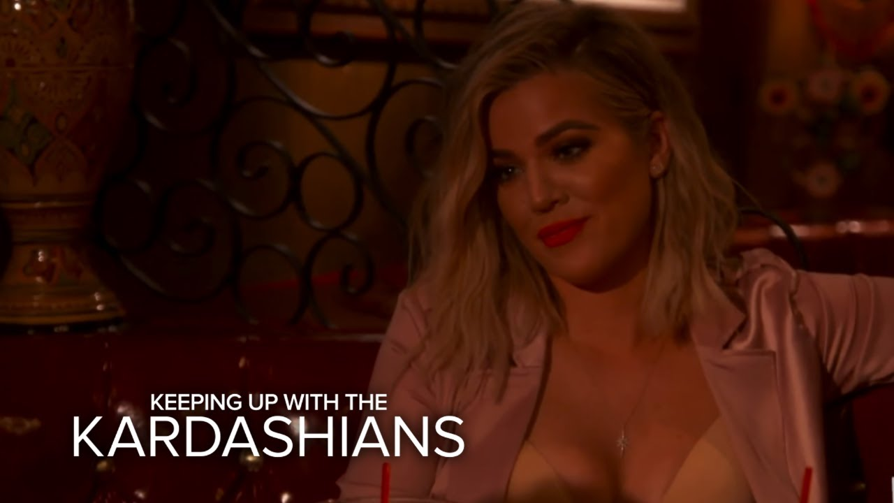 KUWTK | Khloé Kardashian Considers Big Boobs | E! 1