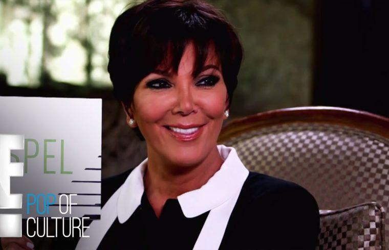 Kris Jenner Plays Gospel or Gossip | E! Entertainment 1