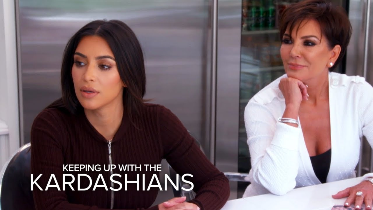 KUWTK | Kim Kardashian Reveals Kanye's Wild Music Video | E! 4