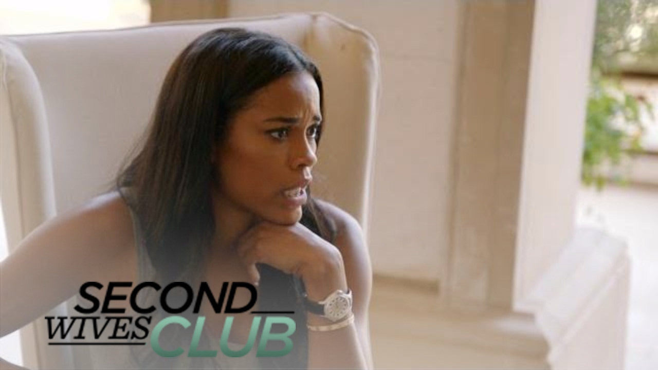 Veronika Obeng and Tania Mehra Struggle With Their Feud | Second Wives Club | E! 1