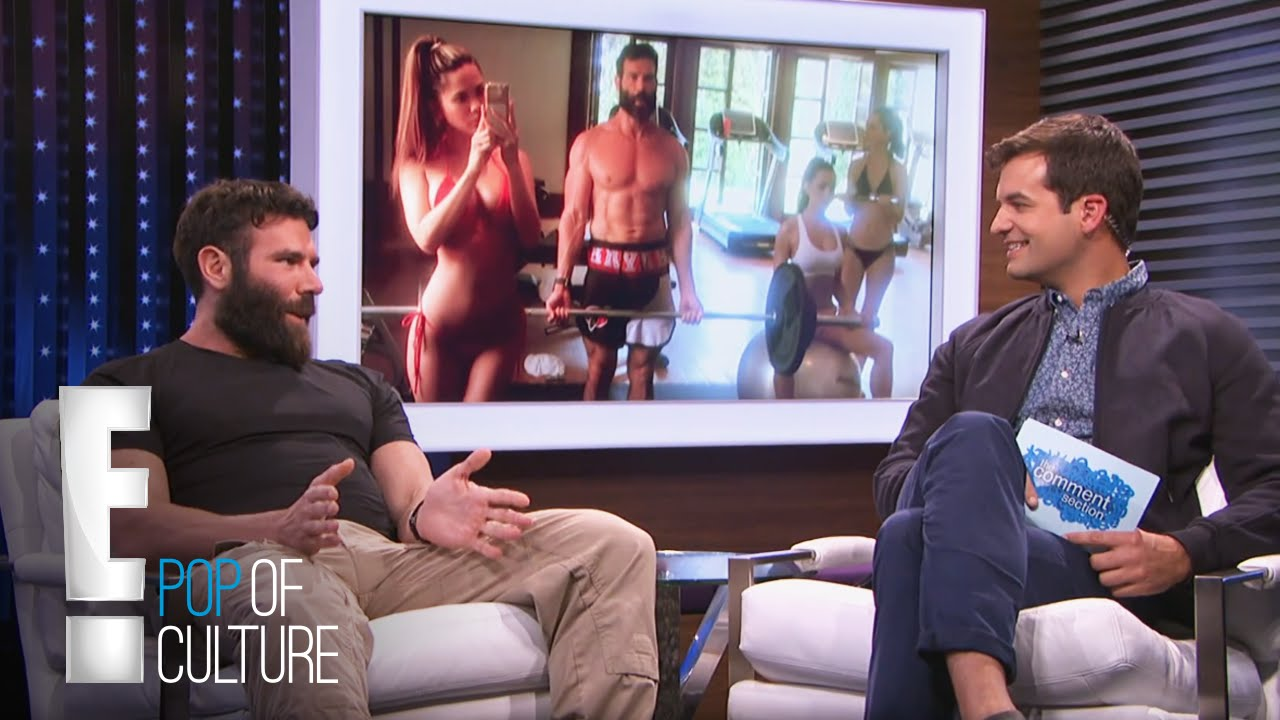 Get to Know Social Media Icon Dan Bilzerian | The Comment Section | E! 3