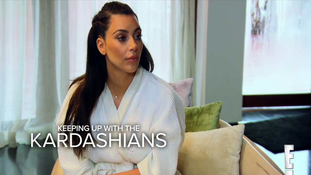 Kris Jenner Breaks Down Over Rob Kardashian's Troubles | Keeping Up With the Kardashians | E! 2