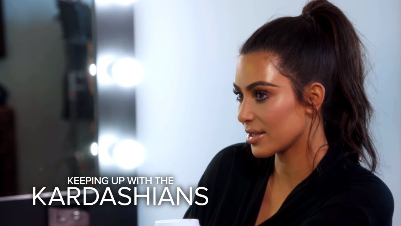 KUWTK | Rob & Chyna's Drama Worries Kim Kardashian | E! 4
