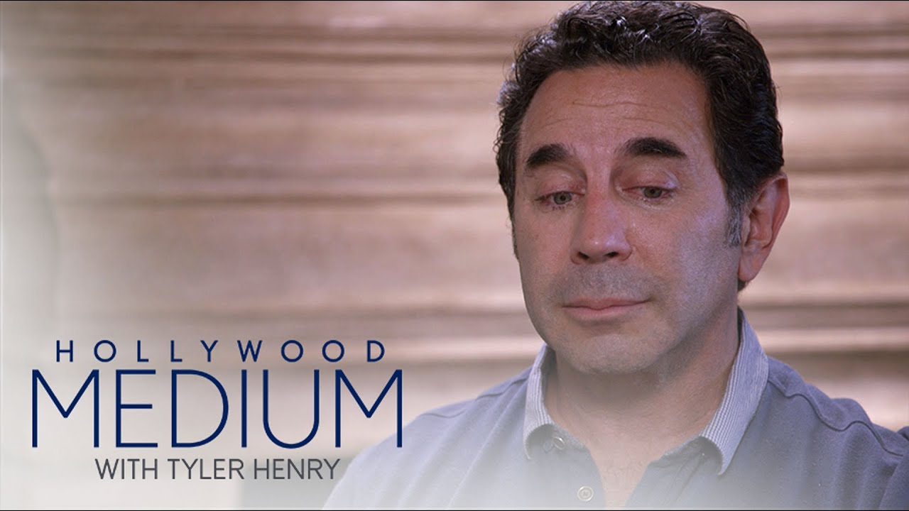 Dr. Paul Nassif Weeps During Tyler Henry's Reading | Hollywood Medium with Tyler Henry | E! 2