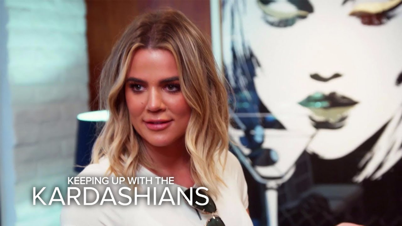 KUWTK | Khloé Kardashian Hangs Out With Rob's Imaginary Friend | E! 3