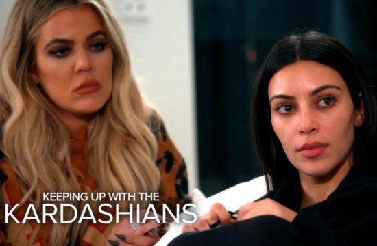 KUWTK   Kim Kardashian West Explains Horrifying Paris Robbery   E! 2