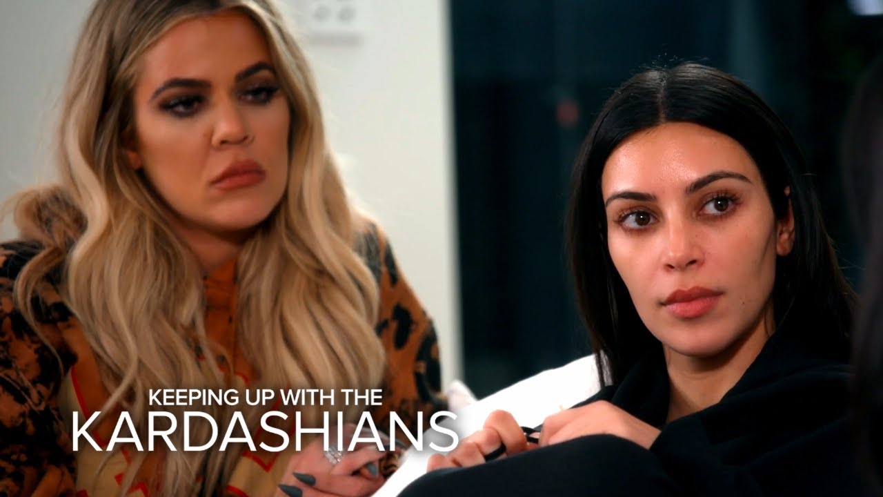 KUWTK | Kim Kardashian West Explains Horrifying Paris Robbery | E! 2