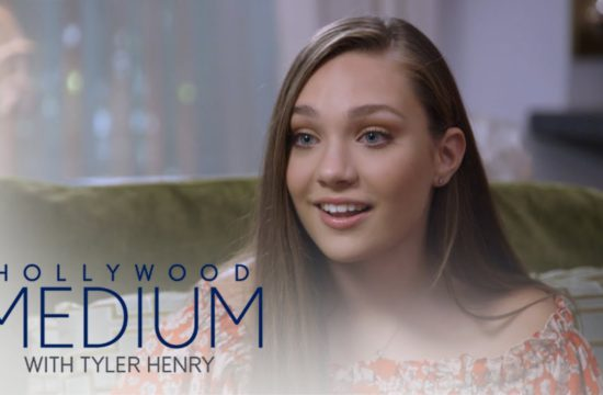 Maddie Ziegler Learns Her Grandma Is Her Guardian Angel | Hollywood Medium with Tyler Henry | E! 3