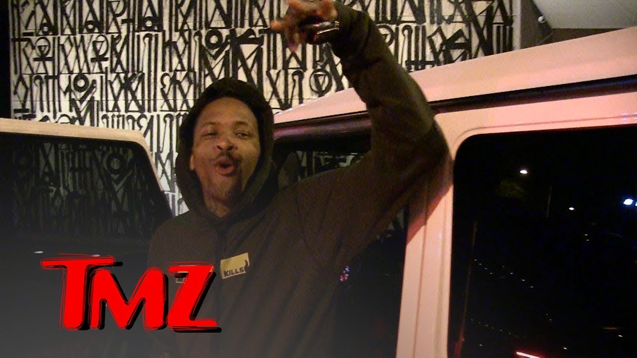 YG Says Cardi B Will Get a Pass from the Crips During All Star Weekend | TMZ 4