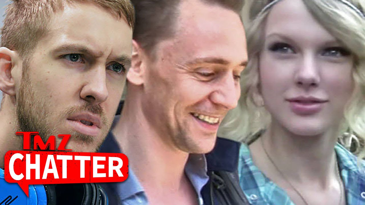 Did Taylor Swift Cheat on Calvin Harris with Tom Hiddleston? | TMZ 4