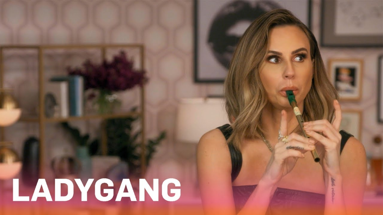 Is That a Sex Position or Song Title? | LadyGang | E! 1