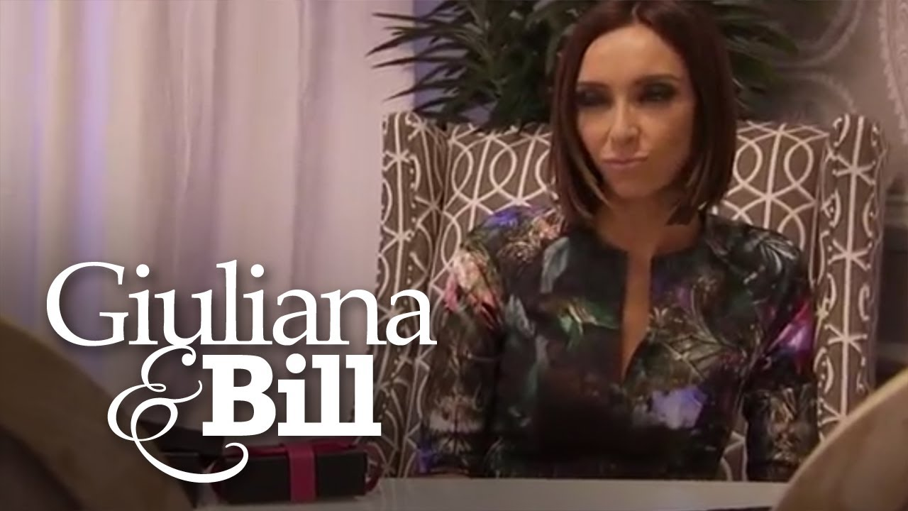 Giuliana Has Big Screen Dreams | Giuliana & Bill | E! 2