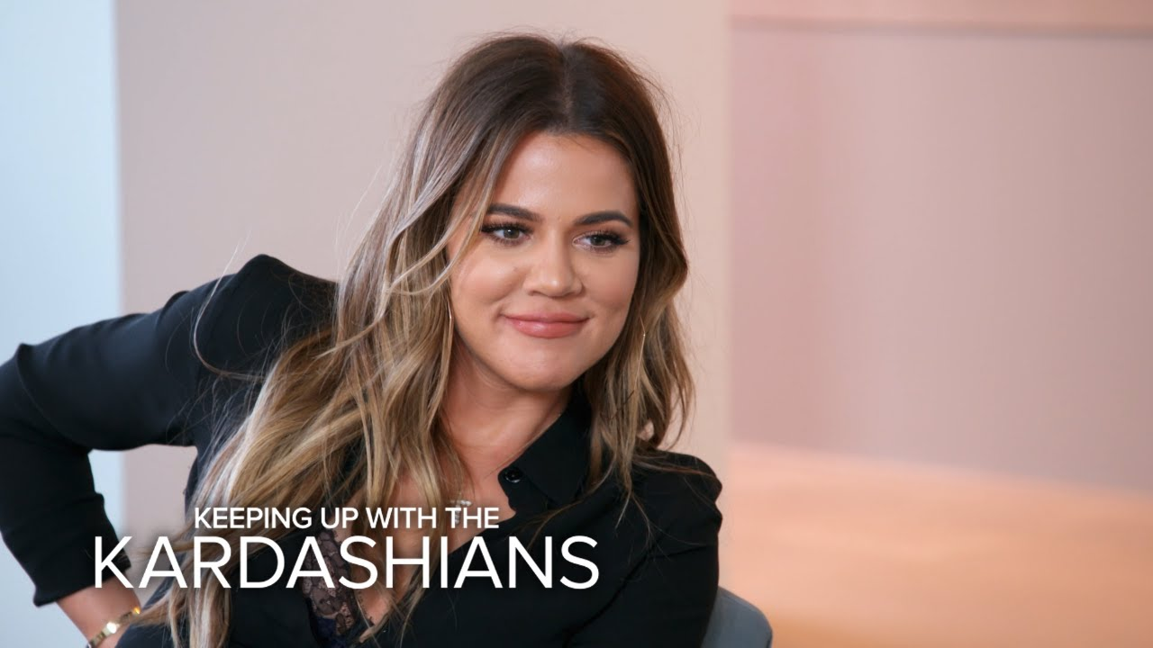 KUWTK | Khloé Kardashian Sees the Positive in Rob & Chyna's Drama | E! 3