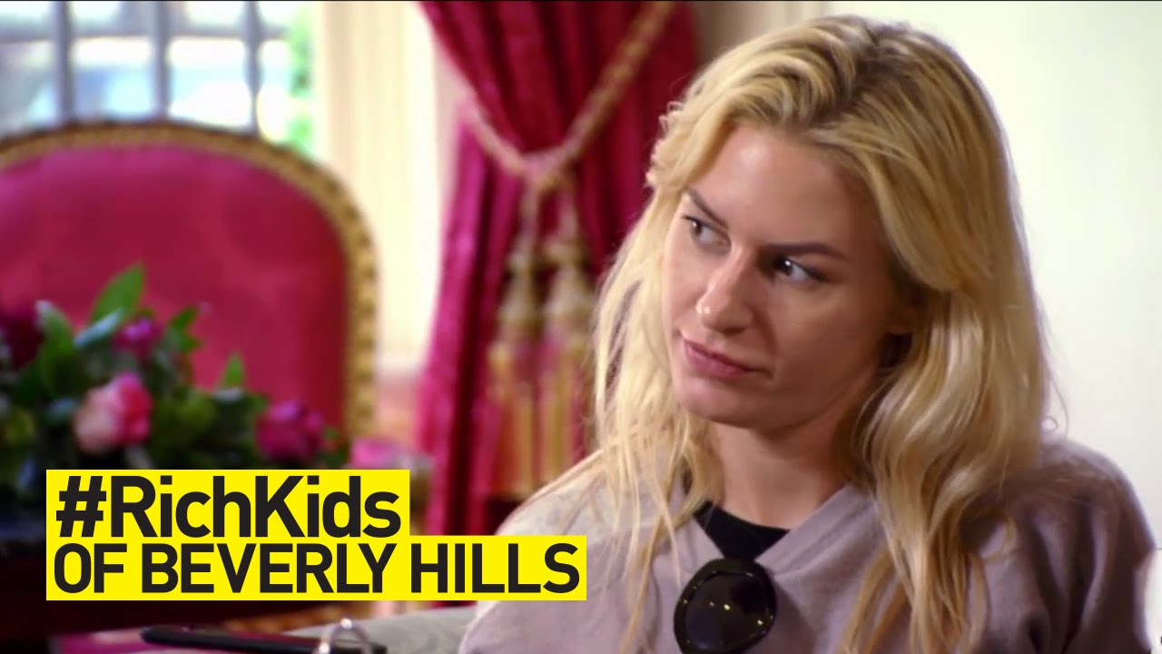 What's Next for Morgan Stewart & Roxy Sowlaty? | #RichKids of Beverly Hills | E! 3