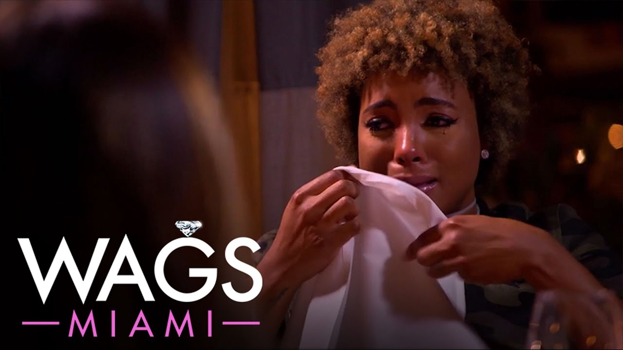 "WAGS Miami | ""WAGS Miami"" Star Hencha Voigt Gets Emotional 
