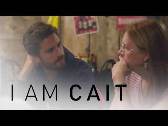 I Am Cait | Caitlyn Jenner Ignores Scott Disick While at Dinner | E! 3