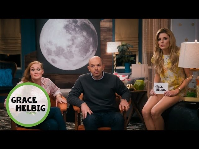 "The Grace Helbig Show | Grace Helbig Plays ""We're Old"" With Special Guests 