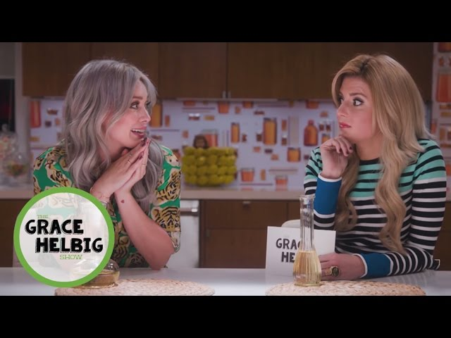 The Grace Helbig Show | Grace Helbig Asks Hilary Duff Hard-Hitting Questions | E! 3