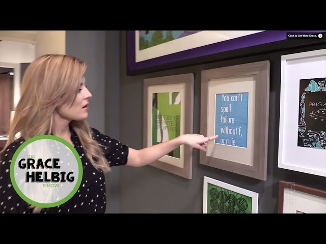 The Grace Helbig Show | The Grace Helbig House Tour | E! 5