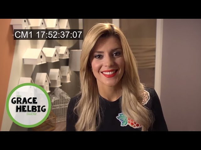 The Grace Helbig Show | Watch Grace Helbig Lose Her Cool Behind the Scenes! | E! 3