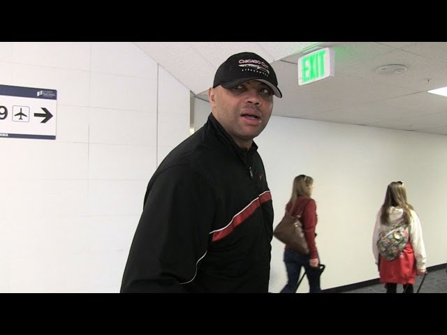 Charles Barkley -- Florida State Was the Better Team ... No Hard Feelings After Loss | TMZ 4