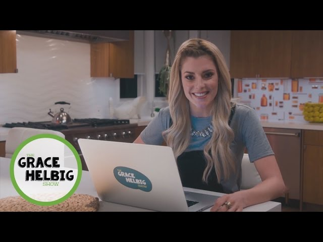 The Grace Helbig Show | Grace Helbig Reveals Wild Past to Her Mom! | E! 4