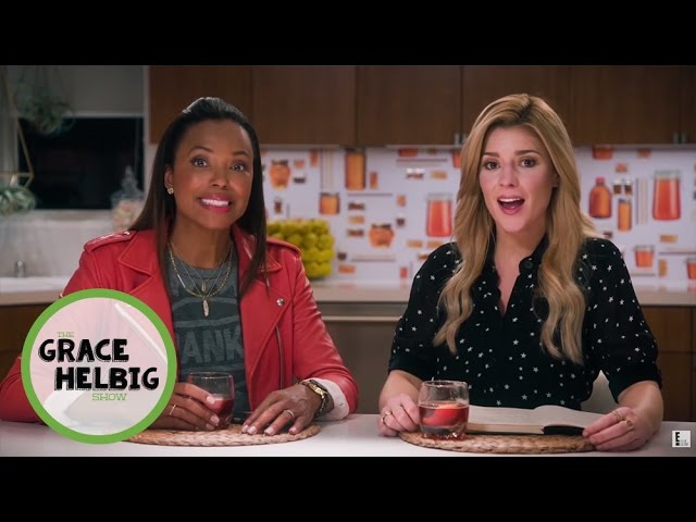 "The Grace Helbig Show |  Grace Helbig and Aisha Tyler Play ""First and Last"" 