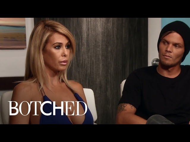 Shauna Sand Has Diamonds in Her Teeth | Botched | E! 4