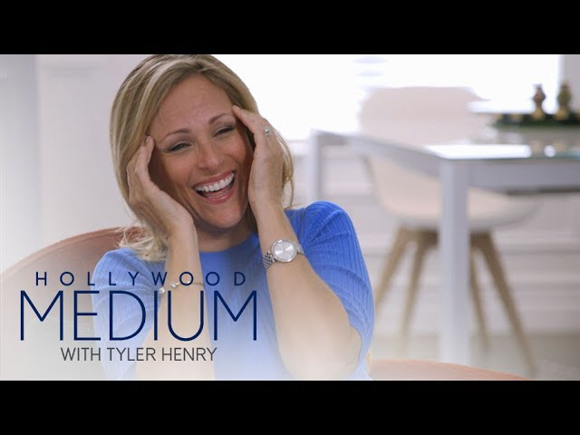 Marlee Matlin Wants to Know How She Became Deaf | Hollywood Medium with Tyler Henry | E! 4