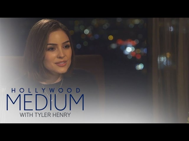 Tyler Henry Uncovers Details on Olivia Culpo's Grandma | Hollywood Medium with Tyler Henry | E! 4