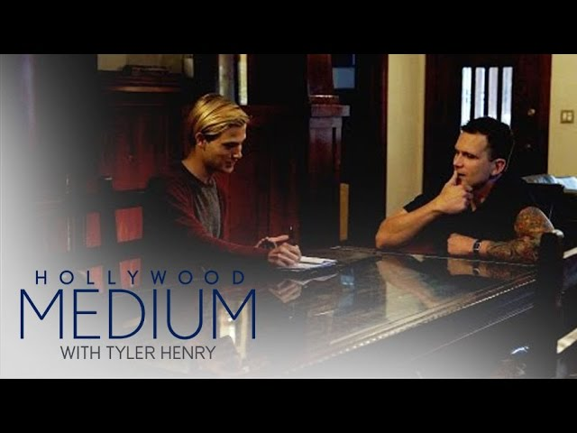 Tyler Henry Follows Up on Ashley Hamilton's Reading | Hollywood Medium with Tyler Henry | E! 1
