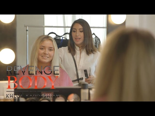 Stephanie Meets Her Famous Glam Squad | Revenge Body With Khloé Kardashian | E! 2