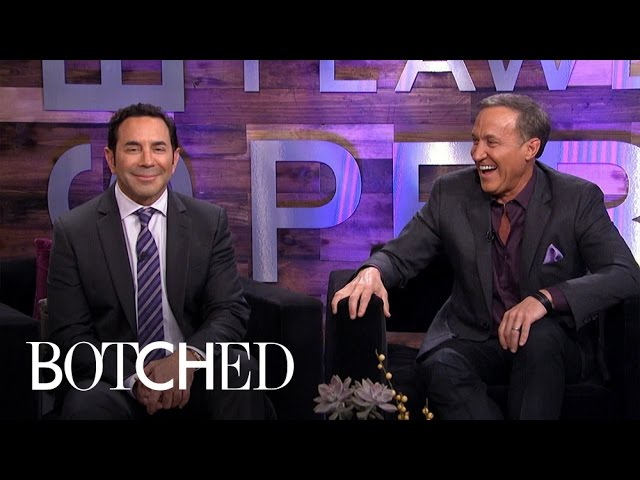 """Botched"" Doctors Have Serious Chemistry! 