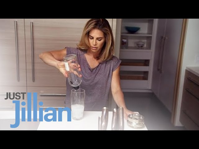Jillian Michaels Drives Giancarlo to Drink! | Just Jillian | E! 1