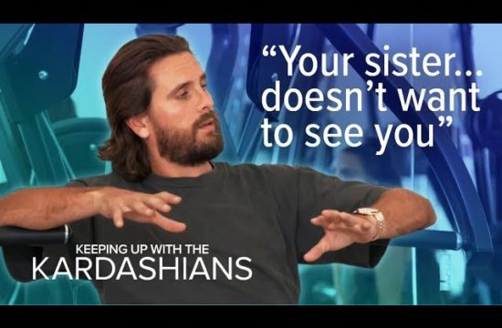 Scott Disick Gets Real to Kim About Tristan & Khloe Drama | KUWTK | E! 9