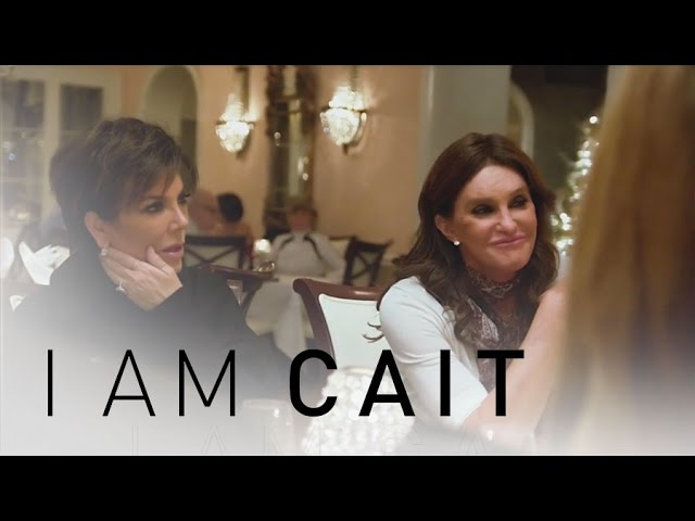 I Am Cait | Kris Jenner and Caitlyn Go to Dinner With Friends | E! 2