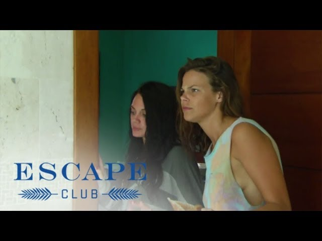SRSLY? Meagan Freaks Out on Andrew | Escape Club | E! 1