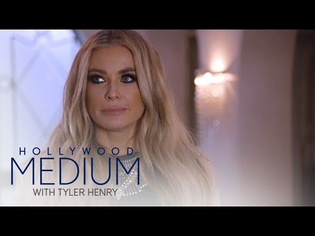 Carmen Electra Connects With Late Mother | Hollywood Medium with Tyler Henry | E! 11