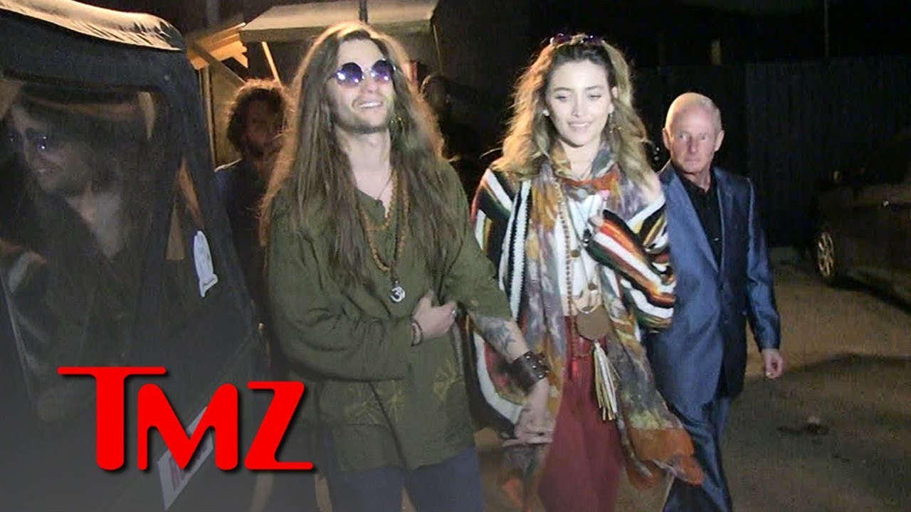 Paris Jackson In Good Spirits After Musical Performance 5