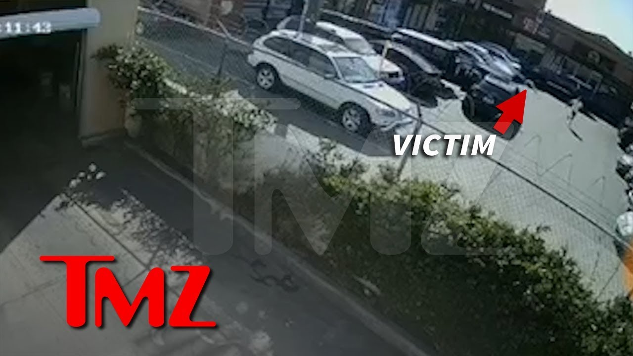 Nipsey Hussle Shooting Captured on Surveillance Video, Possible Suspect Seen | TMZ 1