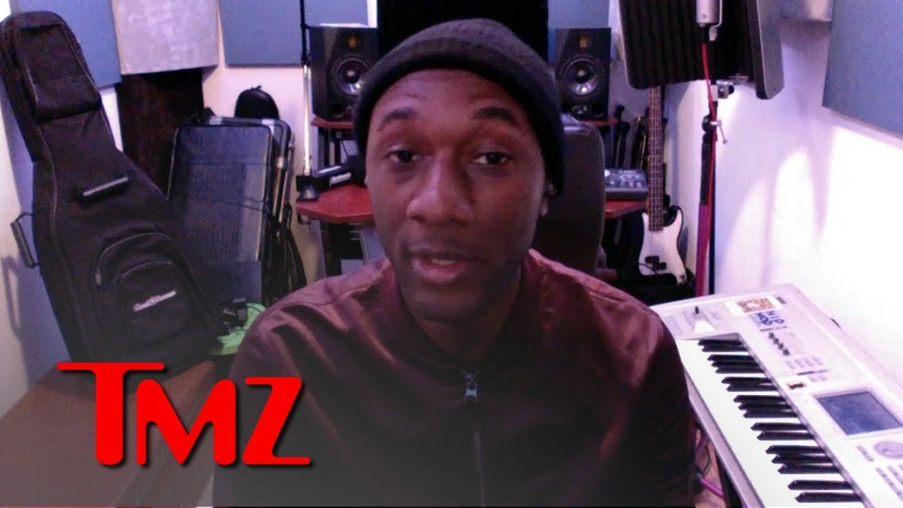 Aloe Blacc Reveals How He Landed on Avicii's 'SOS' Single | TMZ 4