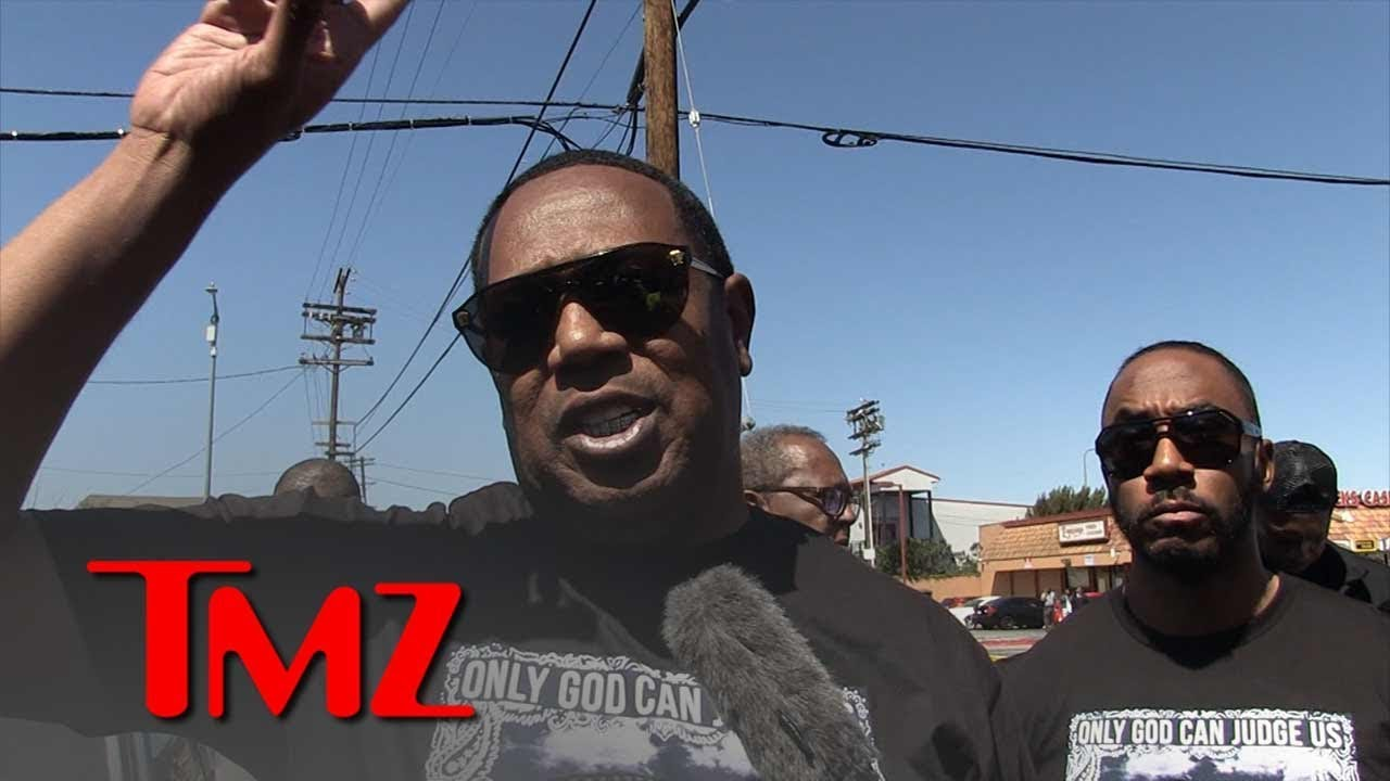 Master P Reflects on Nipsey's Death, Memorial Service | TMZ 4