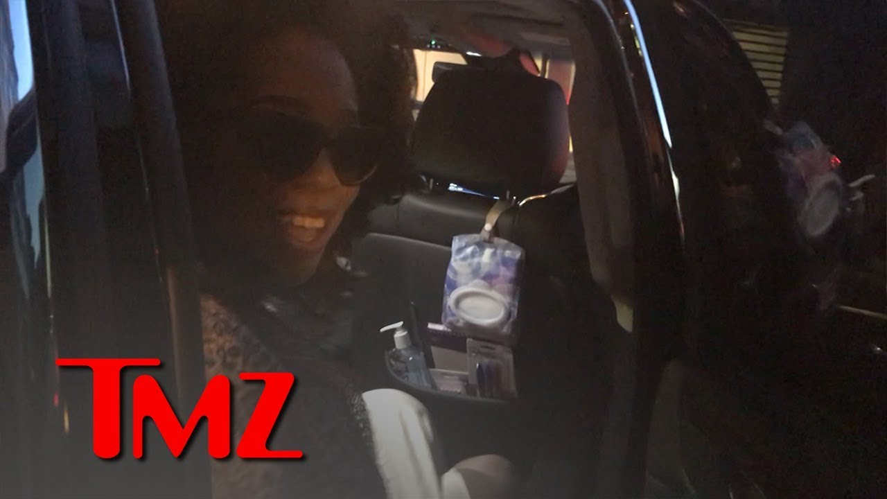 Oprah Says Apple TV Has a Billion Pockets Than Her OWN for New Series | TMZ NEWSROOM TODAY 1