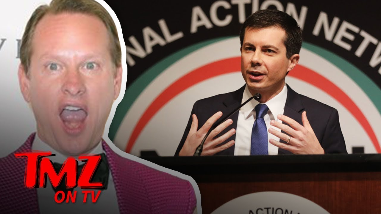 Carson Kressley Isn't Voting Mayor Pete Just Because He's Gay! | TMZ TV 2