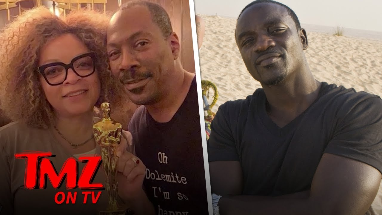 'Coming to America 2' Needs Real African Actors Says Akon! | TMZ TV 2