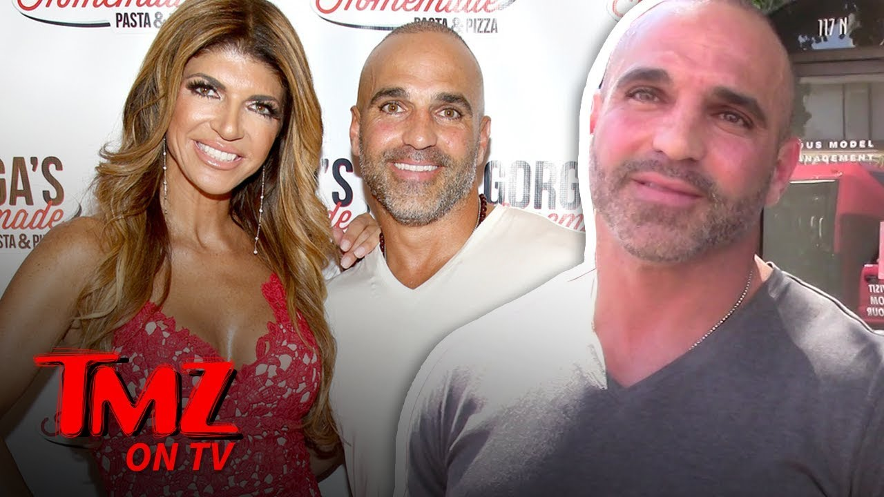 Teresa Giudice's Brother Says She's Not Moving To Italy | TMZ TV 1
