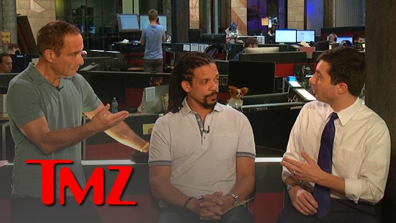 Pete Buttigieg Not Counting Out Religious Voters Who Have Issues with Gays | TMZ 2